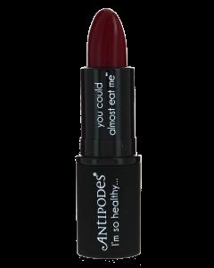 Antipodes Natural Lipstick Oriental Bay Plum 4 g